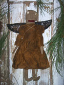 FoLKArT ANGeL - E Pattern