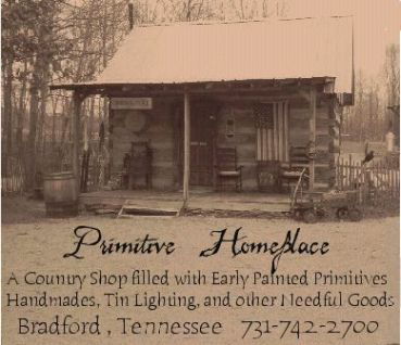Primitive Homeplace