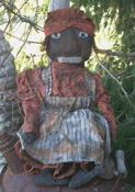 AuNT JeMiMa KiTCHeN SPooN DoLL - Pattern